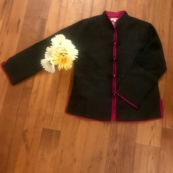 Sam Hilu Jackets & Blazers - 100% Silk Sam Hilu Jacket